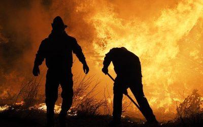 Lagerfeuer: Sicherheitsregeln